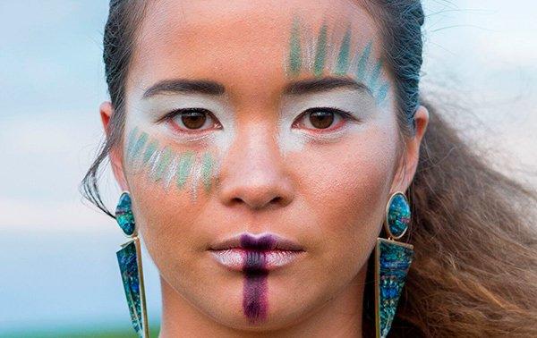 Festival Makeup Adelaide